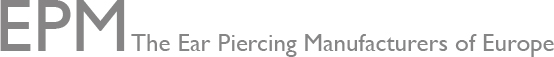 The Ear Piercing Manufacturers of Europe (EPM)