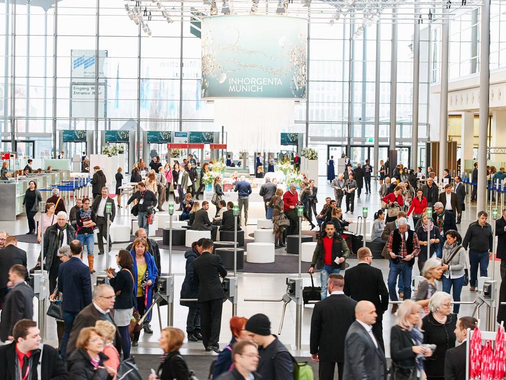 INHORGENTA MUNICH 2016 — Image: © Messe München